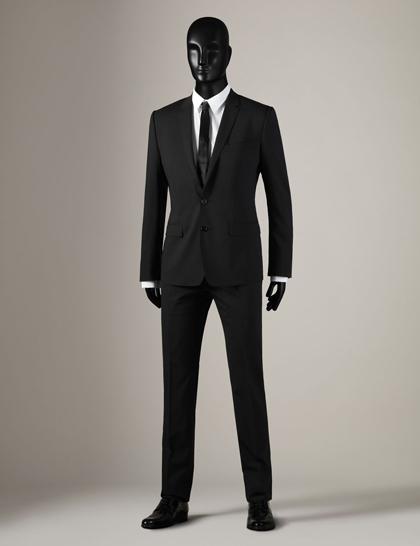 Martini fit suit